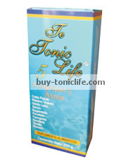 Te Tonic Life 5 (Influenza and asthma)