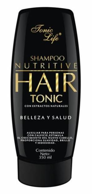 Hair Tonic Life Shampoo